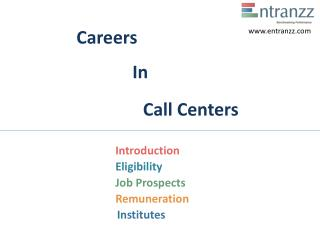 Careers In Call Centers