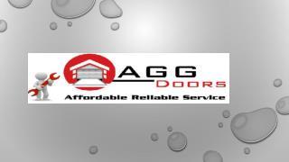 Signs to fix your garage door spring