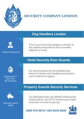 Dog Handlers London