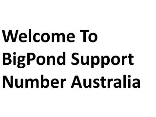 Email issues will be resolved in a very easiest way just dial Bigpond Support Number  61-24-2048050
