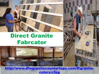 Direct Granite Fabrcator