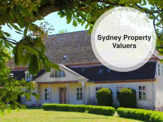 Find The Best Property Valuation Company In Sydney