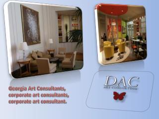 Georgia Art Consulting Services