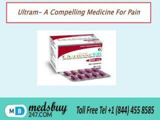 A Compelling Medicine For Pain