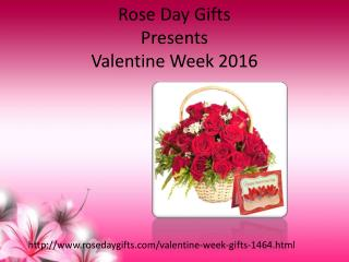 Explore Amazing Valentine Week Gifts at Rosedaygifts.com