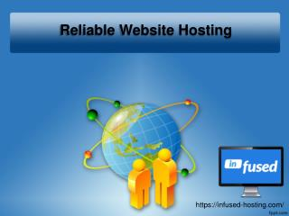 Reliable Website Hosting UK - Infused Hosting