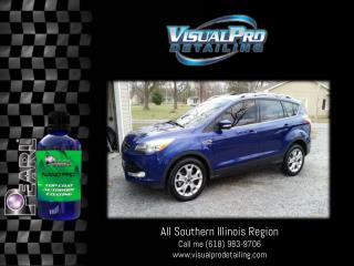 The professional detailer at Southern Illinois region