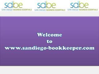 Virtual Bookkeeper San Diego