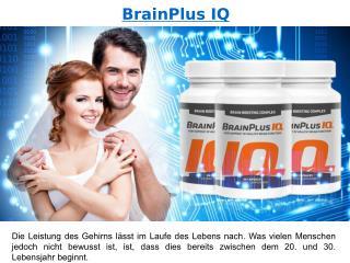 Wie kann das Nahrungsergänzungsmittel BrainPlus IQ helfen