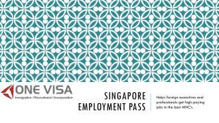 Singapore Employment Pass