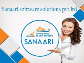 Sanaari Software Solutions