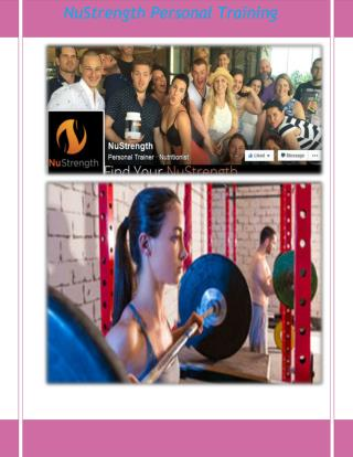 NuStrength Personal Trainer Brisbane