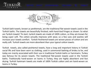 Turkish textile manufacturers