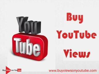 Tips to get more YouTube Views hassle free