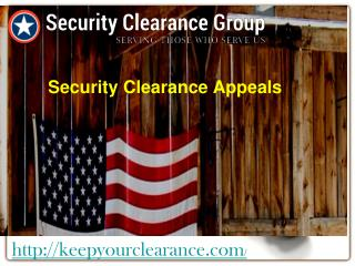 security clearance lawyers California