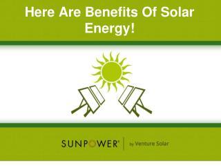 Top 10 Benefits of Going Solar