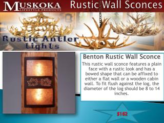 >Rustic Wall Scones Lighting | Rustic Indoor Wall Sconces
