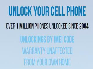 Unlock Cellular Phone| Unlock Codes| IMEI Code Unlocking