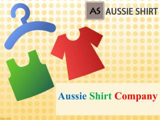 Custom Tailor Made Shirts in Australia