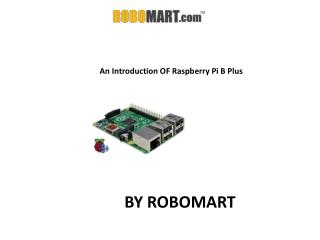 Raspberry Pi B  India - Robomart