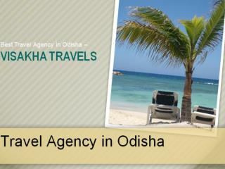 Holiday Packages of Odisha