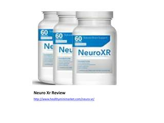 For Your Effective Brain - Neuro Xr