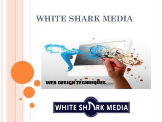 Web Design Services in St. Catharines | 289-271-4486 | White Shark Media