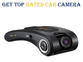 Get Top Rated Car Camera