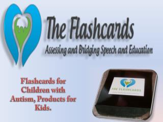 flash cards autism