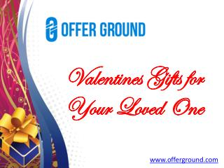 Valentines Gifts for Him & Her
