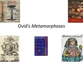 Ovid s Metamorphoses
