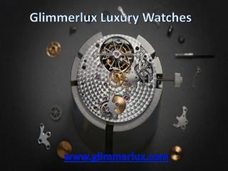 Glimmerlux Luxury WatchesG