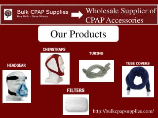 Bulk cpap supplies - wholesale CPAP Accessories