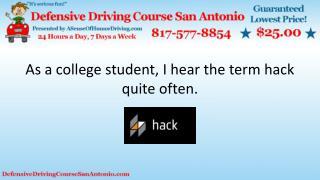 Car Hack Benefits