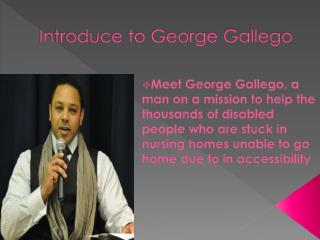 How George Gallego Challenged Athletes Foundation