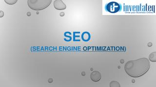 Introduction of SEO