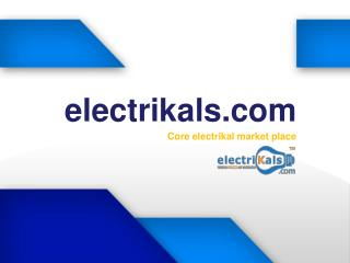Buy Industrial Lighting Online @ electrikals.com