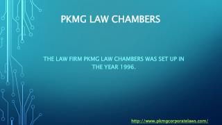 Property Law Consultants India I PKMG