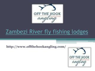 Zambezi River fly fishing lodges, South Africa Fishing Lodges
