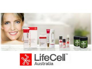 Get Smoother, Firmer, Younger beauty using LifeCell Australia skincare products