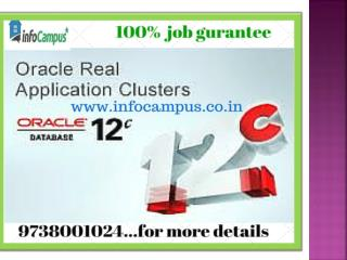 Best oracle RAC training institute in Bangalore,09738001024