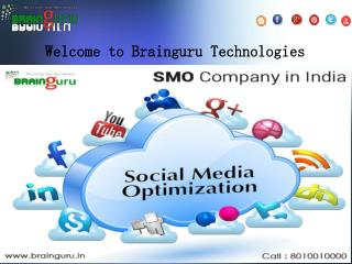 SMO Company in India