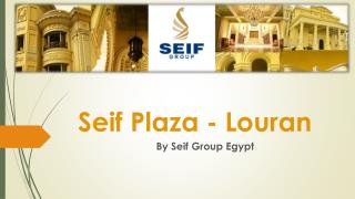 Seif Etoile - Smouha by Seif Group