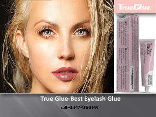 True Glue - Best Eyelash Glue