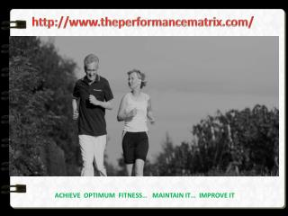 Movement Control Specialist - The Performance Matrix