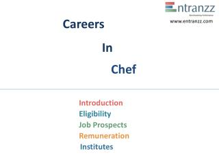 Careers In Chef