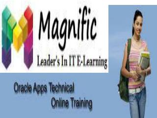 Oracle Apps Technical Online Training in uk