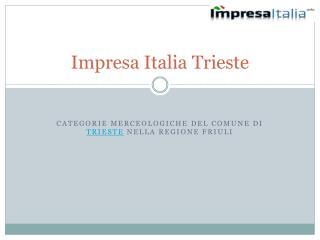 Impresa Italia Trieste
