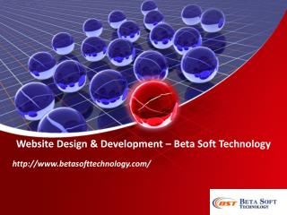 Ecommerce Website Design & Development Company - Beta Soft Technology