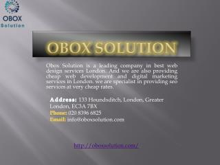 obox solution